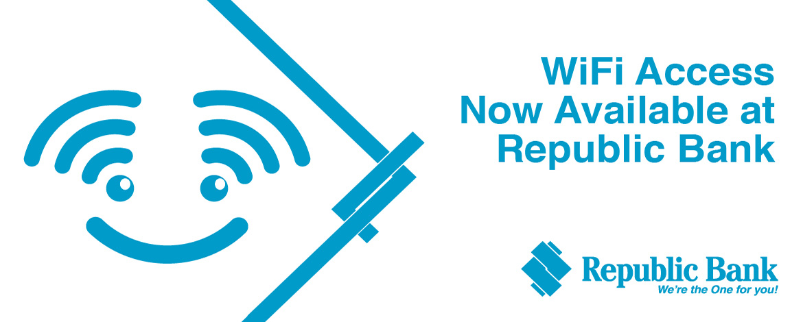 Republic Bank | We're the One for you!